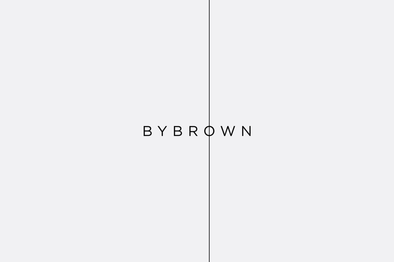 Occult Studio BYBROWN identity